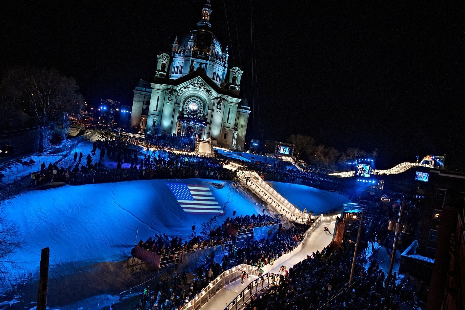 Crashed Ice, Saint Paul MN