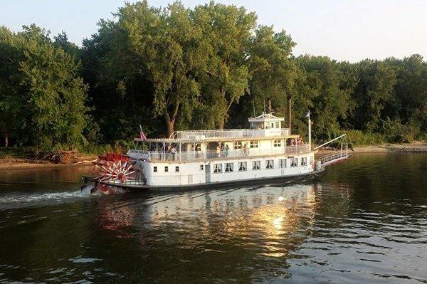 Padelford Riverboats