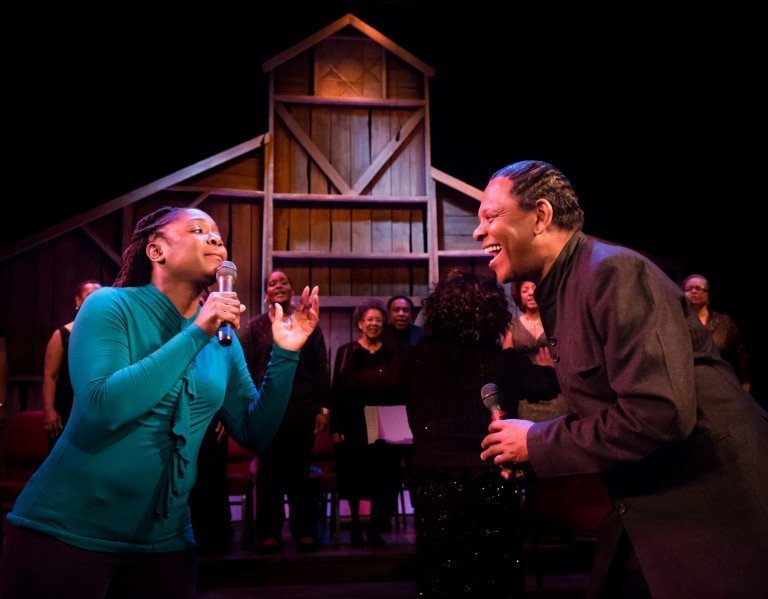 Black Nativity at the Penumbra Theatre