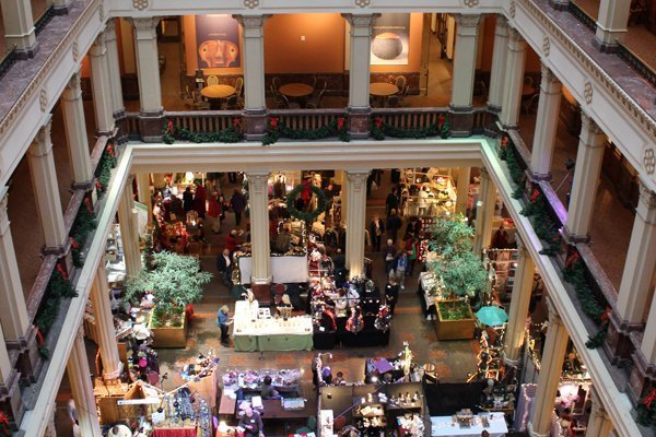 Landmark Center Holiday Bazaar