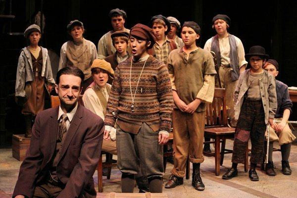 Orphan Train at the History Theater