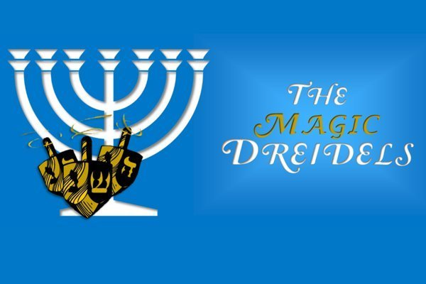 The Magic Dreidels at Minnesota Jewish Theatre Company