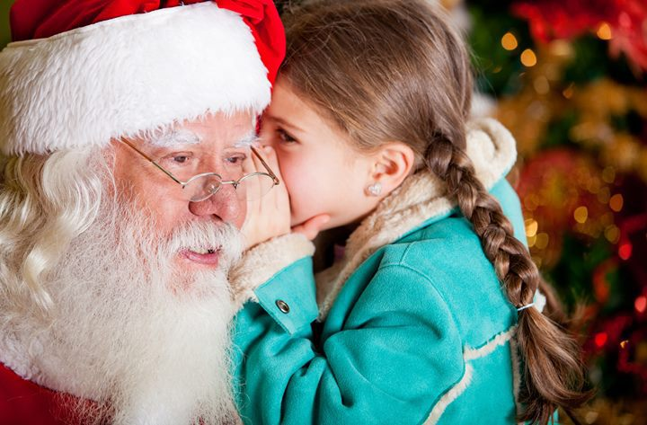 Santa at Jersey's Bar & Grill
