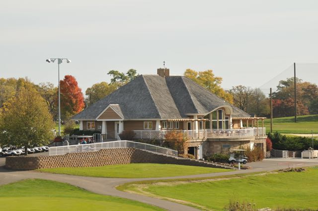 Inver Wood Golf Course Building