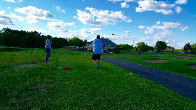 Foot Golf at Inver Wood Golf Course