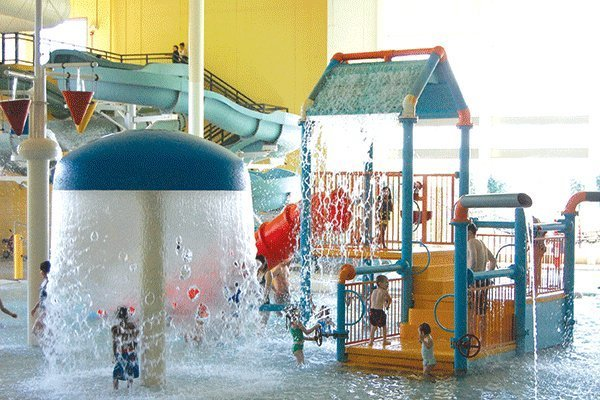 The Grove Water Park & Fitness Center