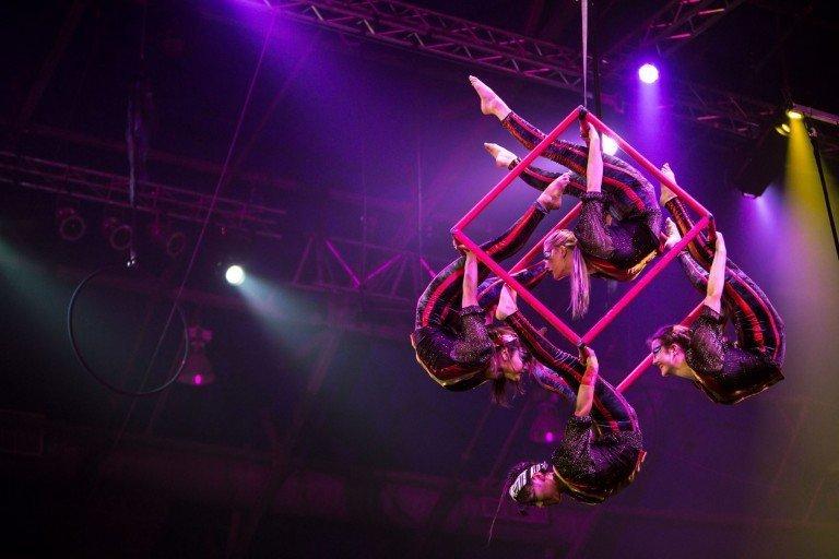 Circus Jueventas Cube