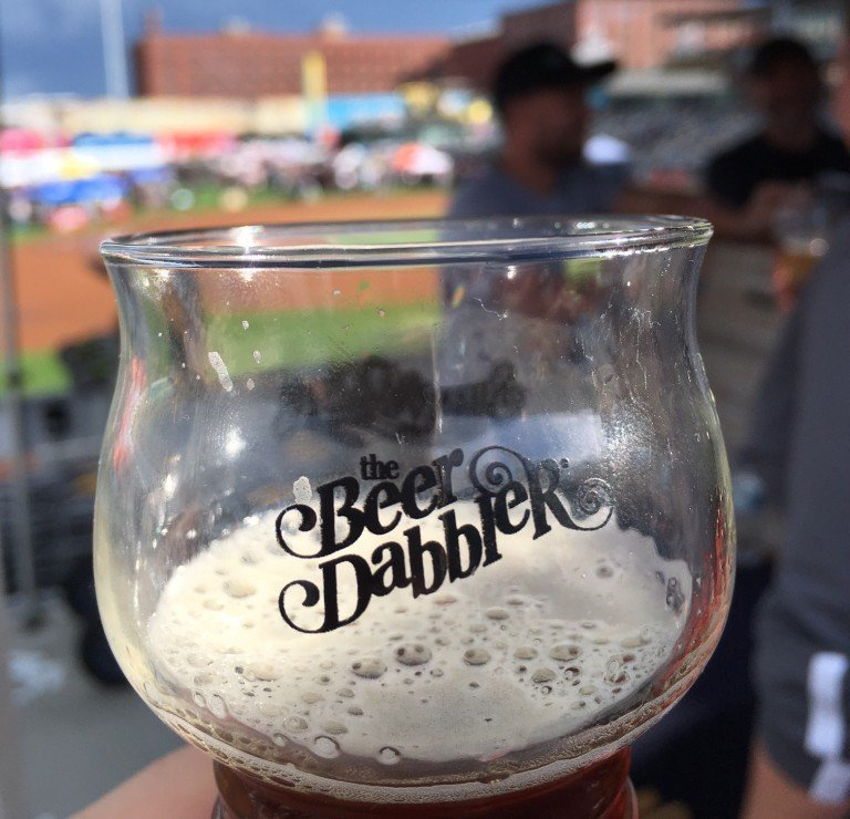 The Beer Dabbler at CHS Field