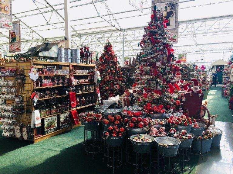 Gertens Holiday Display