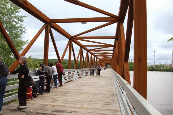 Rock Island Swing Bridge