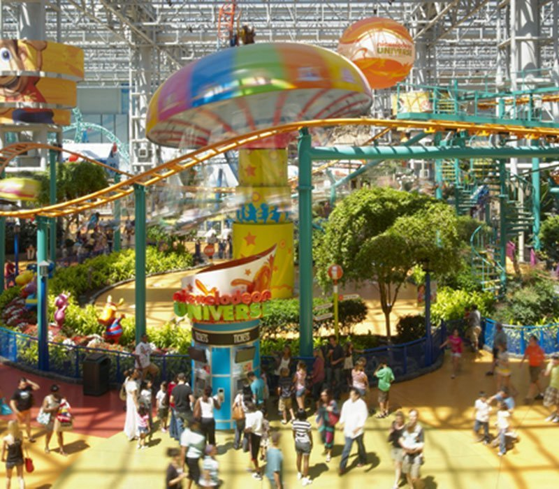 Nickelodeon Universe at Mall of America®