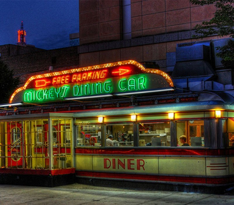 Mickey's Dining Car, St. Paul