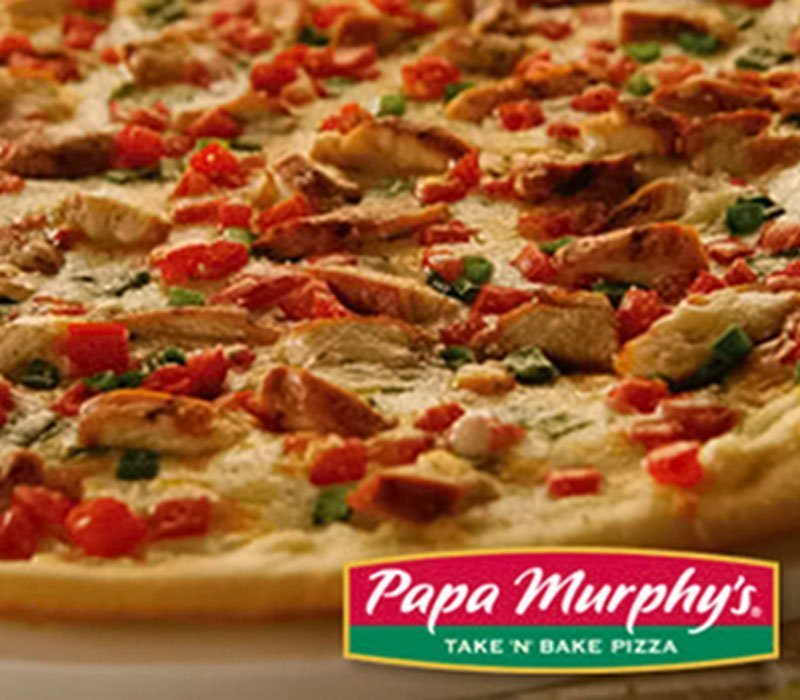 Papa Murphy's Take & Bake Pizza