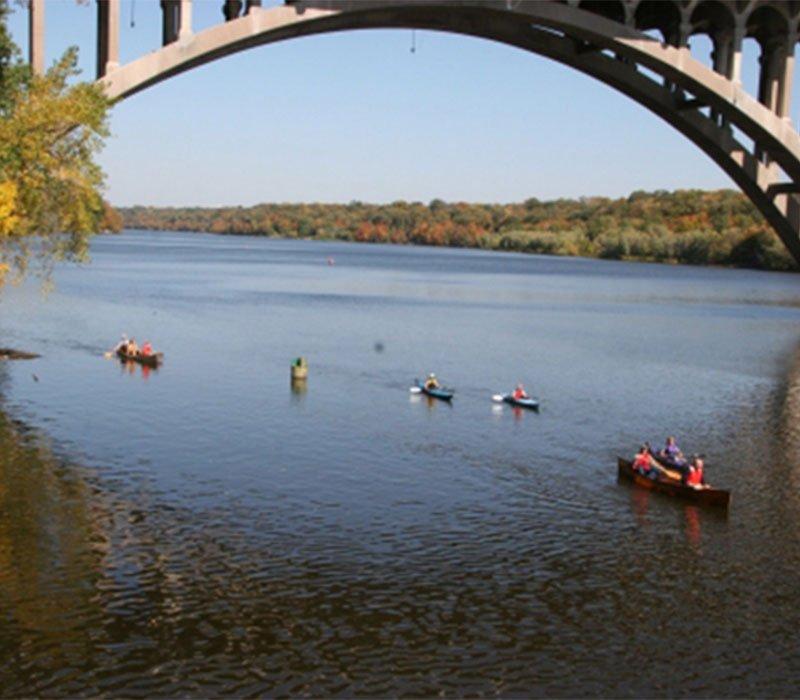 Mississippi National River & Recreation Area – MNRRA