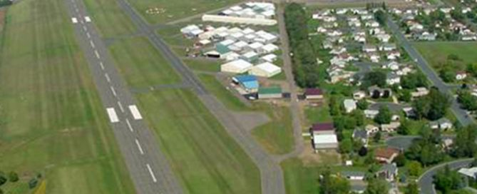 Fleming Field, South St Paul Airport (KSGS)