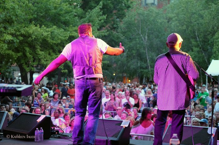 Lowertown Blues and Funk Fest