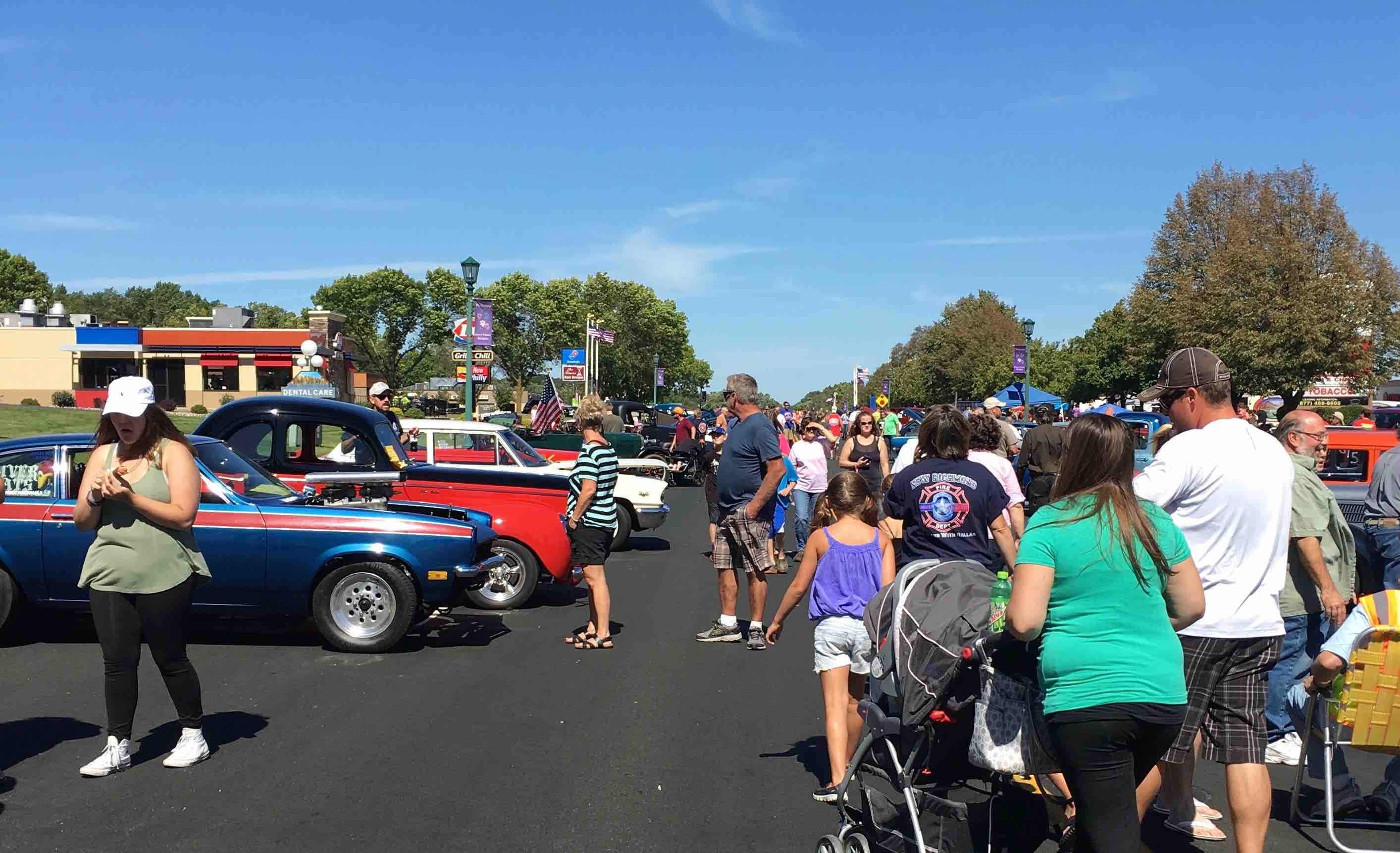 Inver Grove Heights Days Classic Car Show