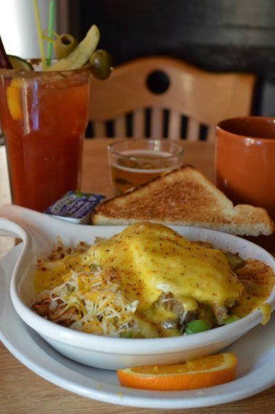 Breakfast at Bierstube in Inver Grove Heights