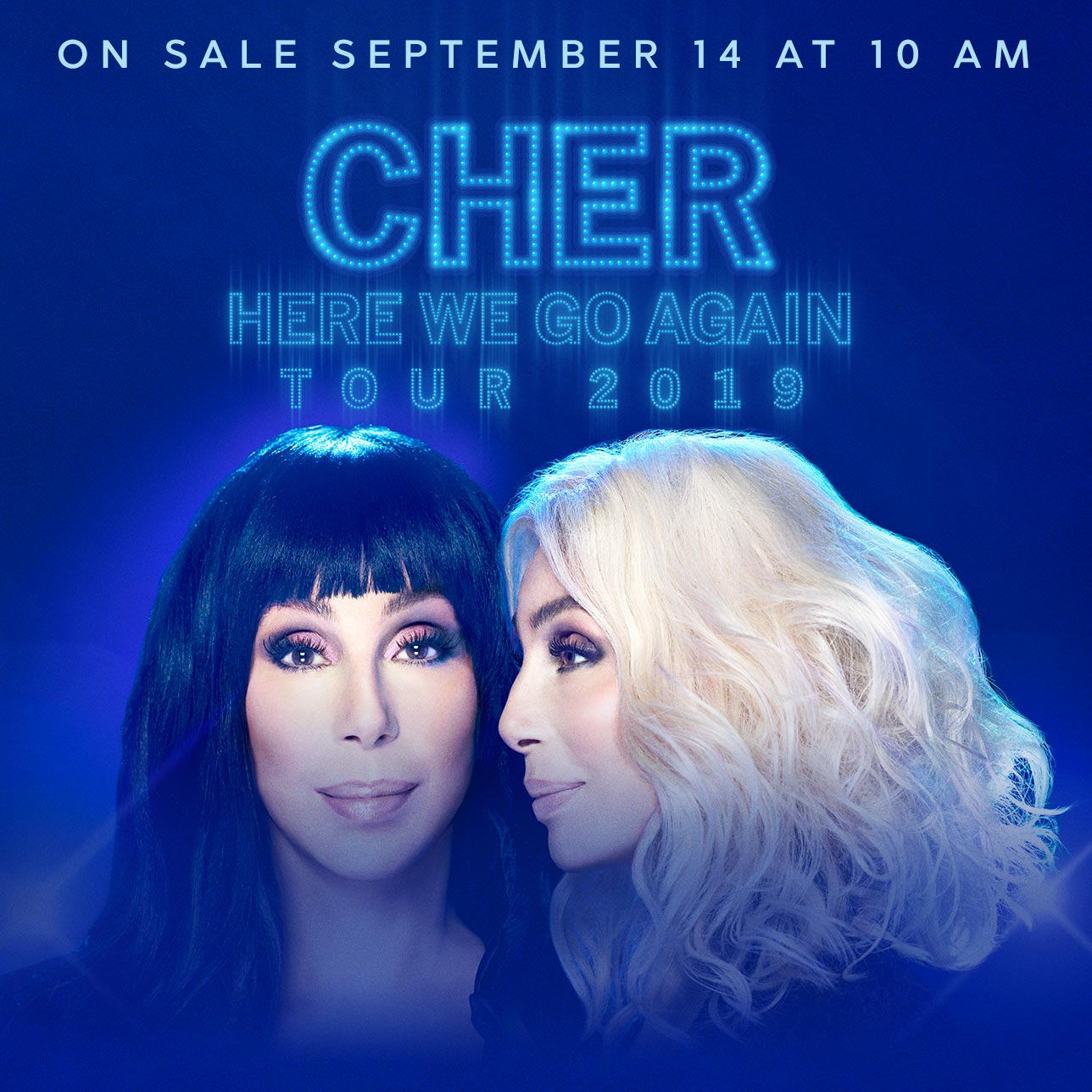 Cher live at Xcel Energy Center