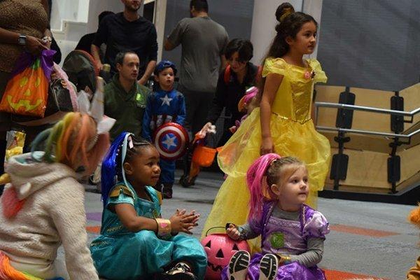 Minnesota Childrens Museum Halloween