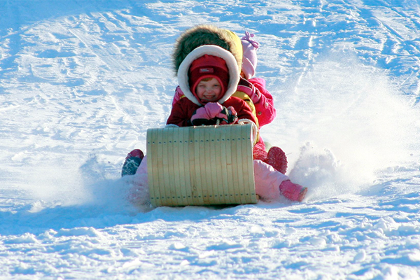 Sledding Inver Grove Heights