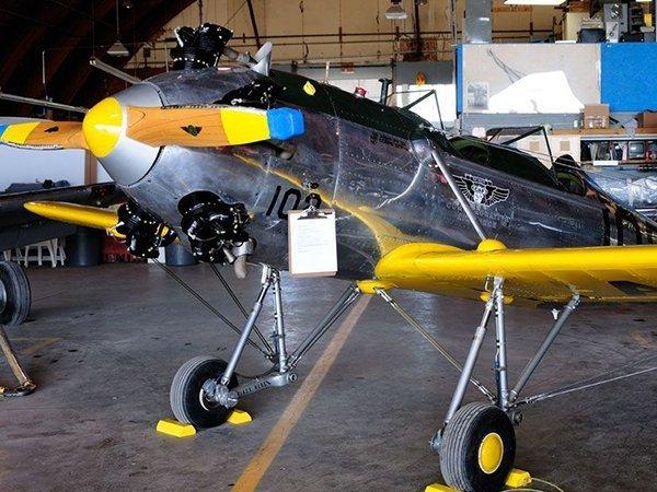 Commemorative Air Force Minnesota Wing Museum