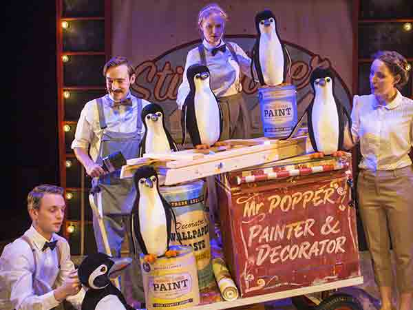 Mr Poppins Penguins Childrens Theatre