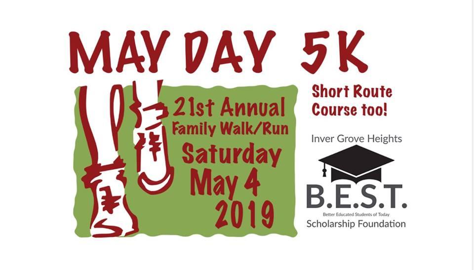 May Day 5k